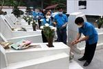 Khu Di tích Ngã ba Đồng Lộc bảo đảm công tác phòng, chống dịch COVID-19
