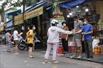 Tăng cường biện pháp phòng, chống dịch COVID-19 tại các chợ Hà Nội