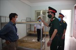 Khẩn trương đưa Bệnh viện dã chiến truyền nhiễm số 4 tại Khánh Hòa vào hoạt động