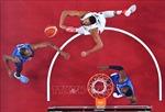 Olympic Tokyo 2020: Đội bóng rổ nam của Mỹ giành chiến thắng đầu tiên