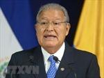 El Salvador phát lệnh truy nã quốc tế cựu Tổng thống Sánchez Cerén