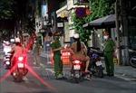 Hà Nội: Tăng cường kiểm tra người tham gia giao thông vào buổi tối