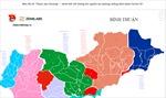 Bình Thuận ra mắt nền tảng bản đồ số kết nối thông tin nguồn lực phòng, chống dịch