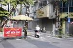 Hà Nội: Tháo dỡ 39 chốt kiểm soát dịch tại các tuyến đường ra, vào vùng đỏ