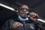 Tòa án Nam Phi bác đơn kháng cáo án tù của cựu Tổng thống J.Zuma