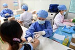 Trung Quốc nỗ lực mở rộng diện đối tượng tiêm chủng