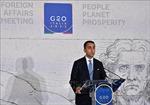 Italy xác nhận G20 tổ chức hội nghị thượng đỉnh về Afghanistan