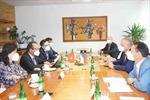 Người Việt ở Bắc Morava tích cực vun đắp phát triển quan hệ hữu nghị Séc-Việt