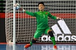 Thủ môn Văn Ý hạnh phúc với chiến tích của đội tuyển Việt Nam