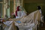 WHO cảnh báo hệ thống y tế Afghanistan sụp đổ