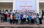Đoàn công tác y tế Đồng Tháp hỗ trợ TP Hồ Chí Minh chống dịch
