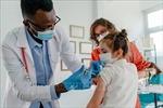 Pfizer/BioNTech trình dữ liệu xin cấp phép tiêm chủng trẻ em từ 5-11 tuổi tại Mỹ
