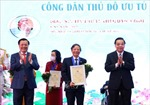 Ngày Giải phóng Thủ đô 10/10: 'Tư lệnh' chống dịch của ngành Y tế Hà Nội
