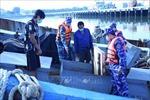 Cảnh sát biển bắt giữ tàu chở 60.000 lít dầu không rõ nguồn gốc