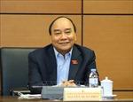 Kỳ họp thứ 2, Quốc hội khóa XV: Khen thưởng cần đúng người, đúng việc