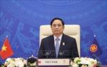 Thủ tướng Phạm Minh Chính mong muốn Australia tiếp tục ủng hộ nỗ lực của ASEAN