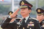 Thái Lan điều chuyển nhân sự quân đội, thay Tư lệnh Lục quân