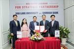 Ngân hàng Shinhan và Đại học Văn Lang ký kết thỏa thuận hợp tác chiến lược