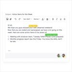 Lark phát triển sản phẩm mới Lark Mail