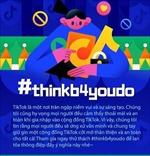 Sao Việt hưởng ứng chiến dịch #thinkb4youdo