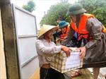 Gần 1,4 tỷ đồng được NHCSXH hỗ trợ người dân vùng lũ
