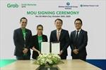 Tập đoàn Tài chính Shinhan tại Việt Nam và Grab Việt Nam ký kết thỏa thuận hợp tác chiến lược