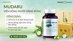 Viên Uống Mudaru - giải pháp bảo vệ sức khỏe ưu việt từ nông sản Việt