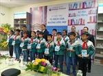 Shinhan Finance trao tặng 'Tủ sách của những ước mơ'
