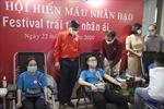 """'Festival 'Trái tim nhân ái"""" năm 2020 – Trao giọt máu đào"""