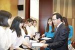 Samsung Việt Nam và Quỹ KF tài trợ gần 700.000 USD trong 5 năm để phát triển ngành tiếng Hàn