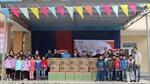 Japfa Việt Nam và các đối tác hỗ trợ học sinh miền Trung