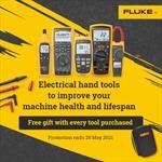 RS Components với chương trình tặng các thiết bị hiện đại từ thương hiệu Fluke