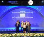 Chubb Life Việt Nam vào danh sách 'Top 50 doanh nghiệp tăng trưởng xuất sắc nhất Việt Nam năm 2021'