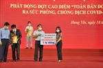 Nestlé Việt Nam ủng hộ Quỹ vaccine phòng COVID-19