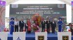 Khởi công xây dựng tổ hợp Trường Quốc tế đầu tiên ở vùng Tây Bắc tại Lào Cai