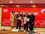 JVE Group nhận giải Ý tưởng - Vì tình yêu Hà Nội