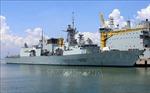 Đội tàu Hải quân Hoàng gia Canada thăm xã giao thành phố Đà Nẵng