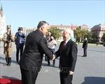 Nâng khuôn khổ quan hệ Việt Nam - Hungary lên tầm 'Đối tác toàn diện'
