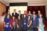 Phó Chủ tịch nước gặp mặt thân mật cộng đồng người Việt tại LB Nga