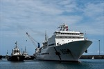 Tàu Hải quân Trung Quốc thăm hữu nghị Venezuela
