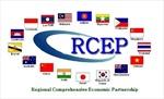 Bước tiến trong đàm phán hiệp ước thương mại tự do RCEP