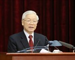 Trình Quốc hội bầu Tổng Bí thư Nguyễn Phú Trọng làm Chủ tịch nước