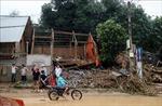 Lào Cai, Hà Giang thiệt hại nặng nề do mưa lớn cục bộ