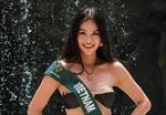 Cận cảnh nhan sắc Hoa hậu Trái Đất Nguyễn Phương Khánh