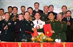 Tọa đàm Giao lưu hữu nghị Quốc phòng biên giới Việt - Trung