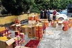 Chặt đứt đường dây buôn bán hơn 800 kg pháo nổ