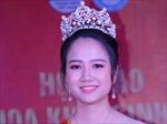 Nguyễn Thị Phương Lan đăng quang Hoa khôi Sinh viên Việt Nam năm 2018