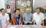 Chủ tịch Quốc hội thăm, tặng quà Tết các gia đình chính sách tại Cần Thơ