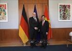 Thắt chặt quan hệ đối tác chiến lược giữa Việt Nam và Đức