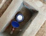 Đóng tiền hai lần mới được cấp nước sinh hoạt